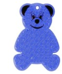 Fußgängerreflektor Teddy, Sicherheitsreflektor
