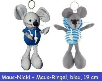 Maus Ringel, Reflextier Maus