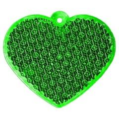Fußgängerreflektor Herz
