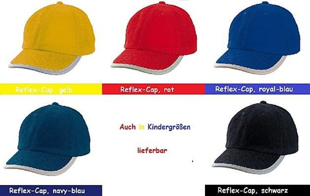 Reflex Caps, Kindercaps